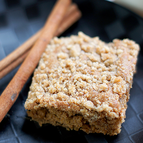 Cinnamon-Nutmeg Coffee Cake