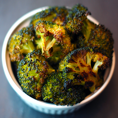 Perfect Roasted Broccoli | Mayhem in the Kitchen!