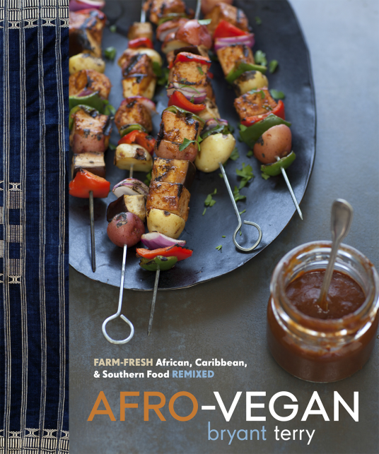 Cookbook Review Afro Vegan By Bryant Terry Mayhem In