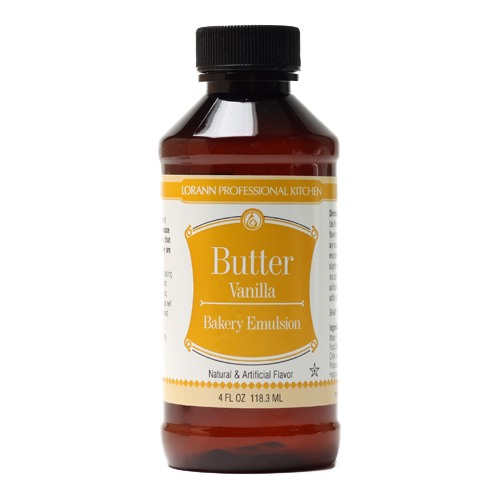 Butter Vanilla Emulsion