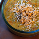 Broccoli-Cheese Soup - extra broccoli-tastic #vegetarian