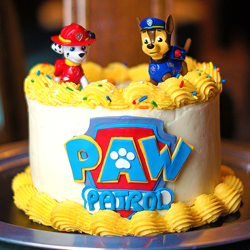 Paw Patrol Birthday Cake Mayhem In The Kitchen