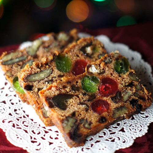 Christmas Fruit Cake.Grandma Ruth S Apple Fruit Cake
