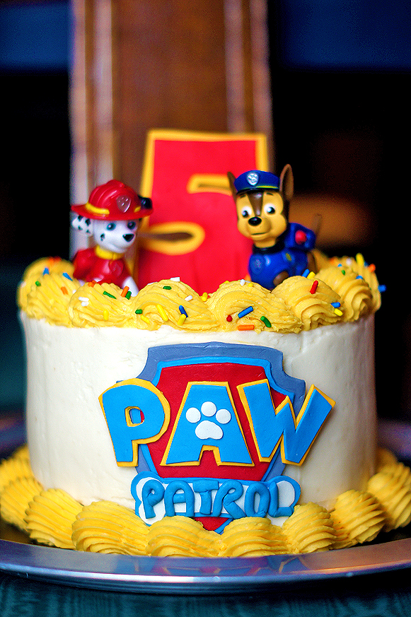 Peachy Paw Patrol Birthday Cake Mayhem In The Kitchen Funny Birthday Cards Online Inifodamsfinfo